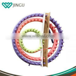 China Supplier high quality Round plastic hand Knitting Loom factory