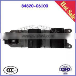 Universal power window switches 84820-06100 For 05/2006 TOYOTA CAMRY ACV4*,AHV41