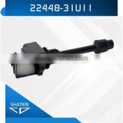 ignition coil,electronic ignition,ignition coil manufacturers china,22448-31U00 ,22448-31U01,22448-31U11