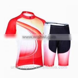 Hot selling good quality custom design cycling suits sport suits