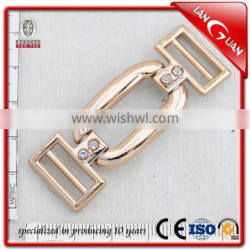 2017 new style ABS Plastic high quality shoe buckle decorative shoe buckles