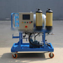 high efficiency thermo-vacuum plant for mineral oil treatment for transformers