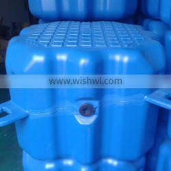Roto mould for float/pontoon, focus on rotational molding and its tooling