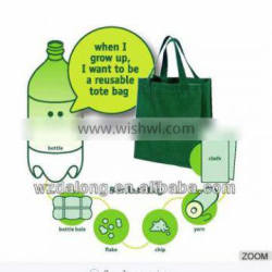 New style New coming ECO R-PET shopping bag