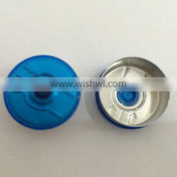 13mm Blue Aluminum Flip off Seals