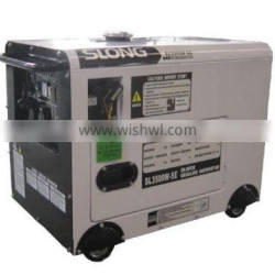NEW MODEL! Silent gasoline generator 2.5kw for home use