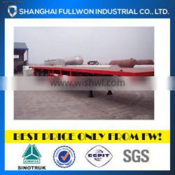 FULLWON LOW LOADER SEMI-TRAILER