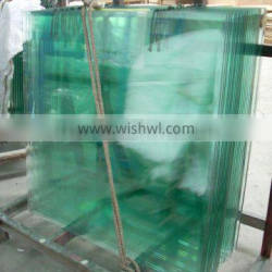 High quality clear glass