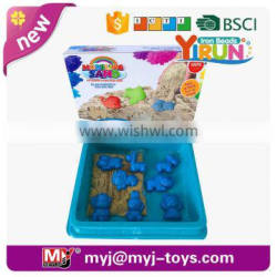 CT021994 handmade educational toys mini blocks super light sand