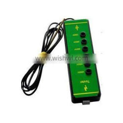 voltmeter for electric fence