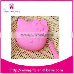 Hello kitty silicone wallet