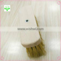 Hardware Wood Handle Brass Wire Brush Cleaning Tool high quality copper brush
