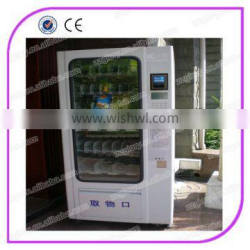 New Design high quality Snack and Cold Drink Vending Machine