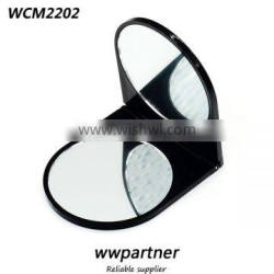 High Quality Double Side Folding Travel Mirror with Competitive Price