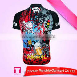 Professional OEM 2016 China custom cycling jersey with sublimation from China manufacturer