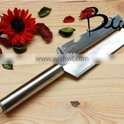"12"" Wholesale multifunction stainless steel vegetable and fruit peeler BD-G228"