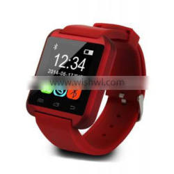 Factory newest arrival china cheap price bluetooth watch wrist mobile bluetooth watch manual