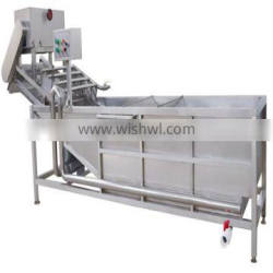 Continuously Frozen fish thawing machine / frozen fish thawing equipment