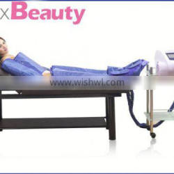 Portable pressotherapy far infrared slimming suit
