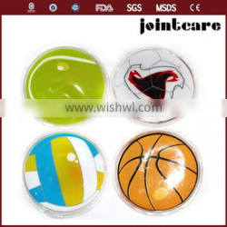 hand warmers, non-toxic mini round warmers, instant click heating pads