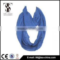 lady 2015 hot beauty charming blending loop colorful scarf