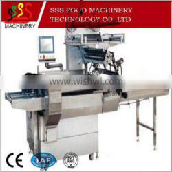 high speed double line instant noodles packaging machine
