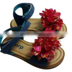 2014 new style and comfortable hot sell gril sandel shoes