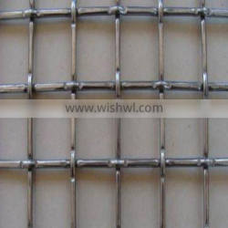 widely uses Corrugated Crimped wire mesh