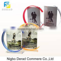 C Shape Creative Stylish Funny Photo Frames for Cars, School, Home, Office, Hosipital, Exhibition Room