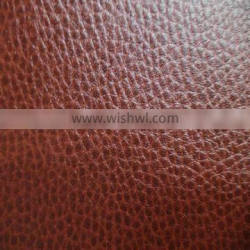 Supply PVC semi- PU leather, leather stationery, leather goods, leather decorated leather NHB1819A