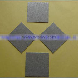 SS Sintered Powder Filter Plate