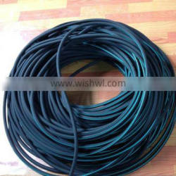 Micro/nano porous rubber pipe for water filter increasing oxygen