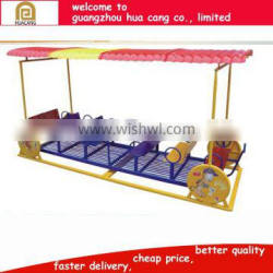 Top quality kids outdoor playground swing, kids porch swing for wholesale H71-0549