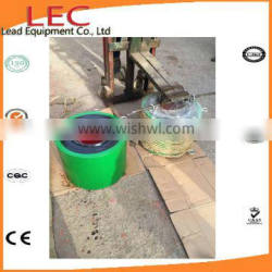 LEC Flat Concrete Slabs POST Tension Prestressed 800 Tons Hydraulic Hollow Jack