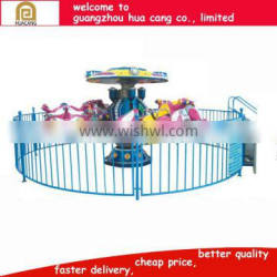 luxury new design middle size merry go around H41-1366