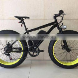High quality fat tire 350W 500W fat tire e bike / electric bike