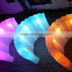 hot sell inflatable led wall inflatable wall for decoration