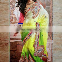 Latest Indian New Style Saree Blouses R7771