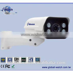 IW-P3055GS Built in 3.0MP HD Lens IP CCTV Camera