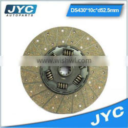 Professional clutch facing daf truck clutch disc
