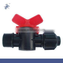 Watering System Garden Supplies Irrigation Received Capillary End Is Connected to Internal Thread Valve Sealing Device