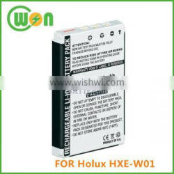HXE-W01 battery for HOLUX 236 battery for RIKALINE 6033 for ALTINA purple grid k2 ezgps ps-3100 adapt bt bluetooth gps receiver