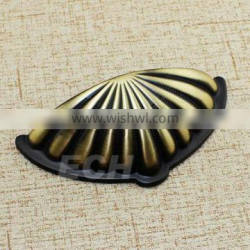 Fancy Brass coloured furniture handle cabinet handle
