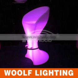 Outdoor Rotating Plastic Bar LED Furniture Lighting