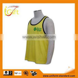 Chinese manufatory high quality new design Kids tank tops