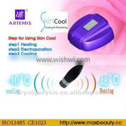 perfect Cryo Therapy equipment skin cool CE.