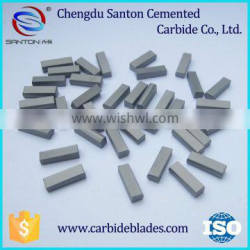 J200 power tool parts type cemented carbide welding tips