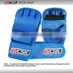 Colorful MMA training glove