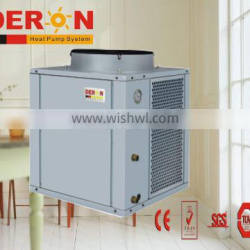2015 Deron new product air to water heat pump with copeland scroll compressor R417a