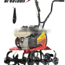 6.5HP chain wheel gasoline engine garden tiller